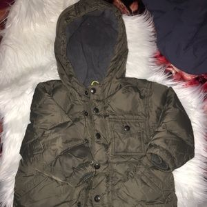 Toddler GAP puffer jacket